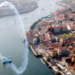 """Final do """"Red Bull Air Race – Porto"""" garante a liderança para a SIC"""
