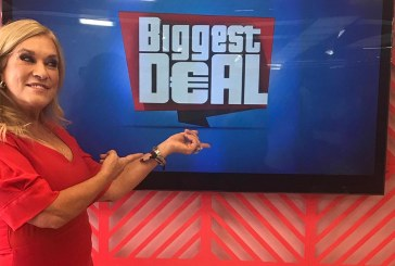 "Teresa Guilherme deixa o 'átrio' na gala do ""Biggest Deal"""