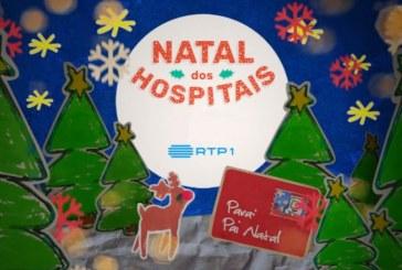 """""""Natal dos Hospitais"""" lidera durante toda a tarde"""