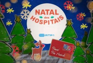 """""""Natal dos Hospitais"""": RTP1 já promove edição deste ano"""