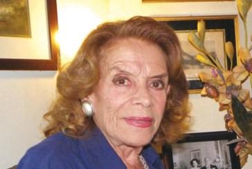 Morreu a atriz Maria Teresa Ramalho (Tareka) [1927 - 2018]