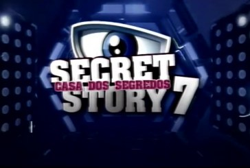 "Gala do ""Secret Story 7"" cai para pior valor de sempre"