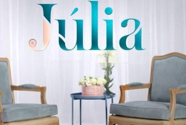 """Audiências: """"Júlia"""" regista o pior valor do ano"""