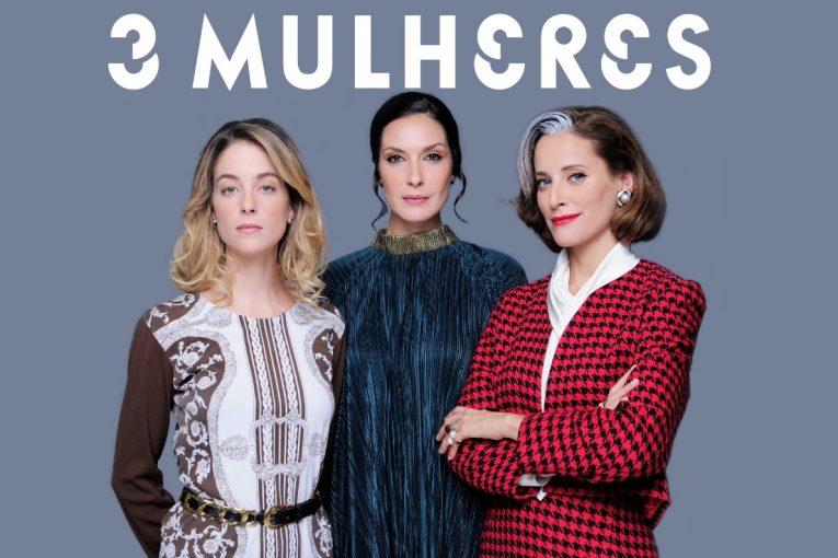 """Conheça a história de """"3 Mulheres"""", a nova série da RTP1"""