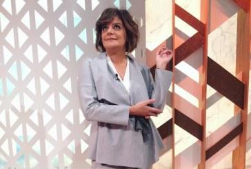 Júlia Pinheiro regressa à SIC e chega a dar o triplo da concorrência