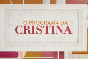 """""""O Programa da Cristina"""" não teve Cristina… e este foi o resultado!"""