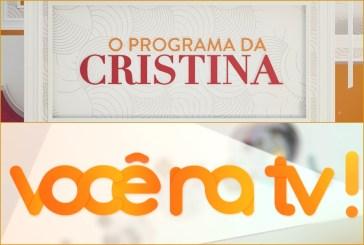Audiências: Ao primeiro confronto, Cristina Ferreira arrasa Cláudio Ramos