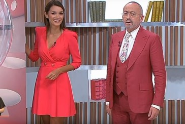 Audiências: Maria e Goucha fazem menos de metade de Andreia Rodrigues