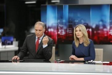 """""""Jornal da Noite"""" volta a liderar tabela de audiências"""