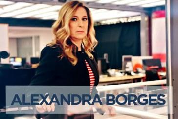 'Alexandra Borges' regressa em terceiro lugar nas audiências