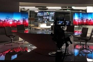 """""""Jornal da Noite"""" dribla entretenimento e lidera tabela de audiências"""