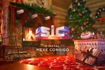 Dia de Natal: SIC passa tarde toda na liderança com cinema