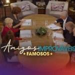 """Audiências: E assim foi a estreia dos diários de """"Amigos Improváveis: Famosos"""""""