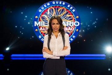 """""""Quer Ser Ser Milionário – Alta Pressão"""": Filomena Cautela recua em audiência"""