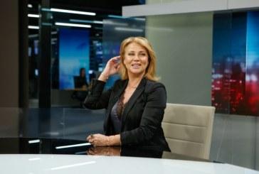 """Júlia Pinheiro recebe Alexandra Lencastre no """"Júlia"""""""