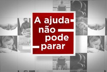 """Veja como correu o """"A Ajuda Não Pode Parar"""" com Fátima Lopes e Pedro Fernandes"""