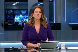 """Andreia Vale no """"Jornal da Uma"""" ameaça liderança do """"Primeiro Jornal"""""""