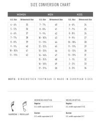 Ferragamo Shoe Size Chart