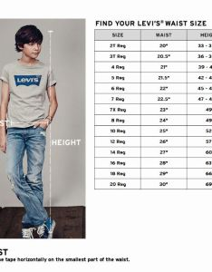 Levi   boys size guide also kids slim jeans big at zappos rh