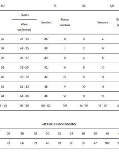 Valentino sizing chart also mersnoforum rh