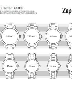 Sku watch sizing guide also diesel men   dz advanced at zappos rh