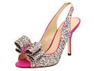 Kate Spade New York - Charm Heel (Multi Sparkle Glitter) - Footwear