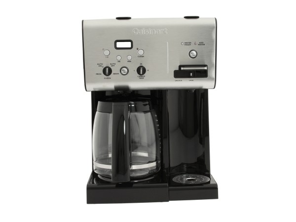 Cuisinart Chw 12 Coffee Plus 12 Cup Coffee Maker And Hot