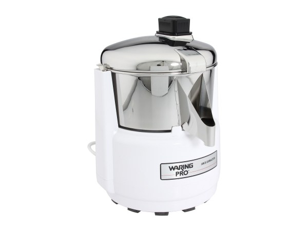 Waring Pro Pje401 Professional Juice Extractor White