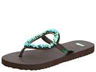 Sanuk - Ibiza Gypsy (Turquoise) - Footwear
