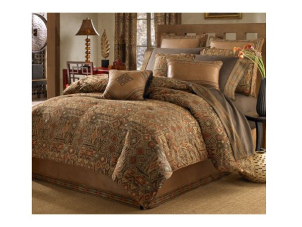 Croscill Yosemite Comforter Set Cal King Shipped Free Zappos