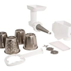 Kitchen Aide Mixer Attachments Cabinets Paint Kitchenaid Attachment Pack