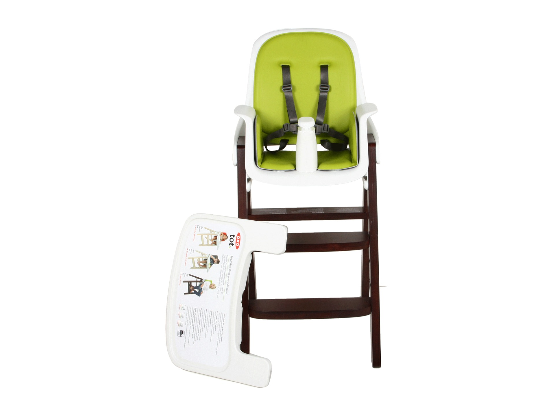 oxo tot sprout chair gulfstream pedicure zappos free shipping both ways