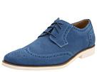 Stacy Adams - Telford (Blue Suede) - Footwear