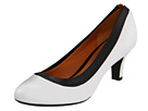 Geox - Donna Tayra 1 (White/Black) - Footwear