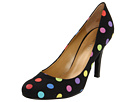 Nine West - Ambitious (Black Combo Fabric) - Footwear