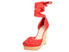 Nine West - LoveStory (Red Multi Fabric) - Footwear