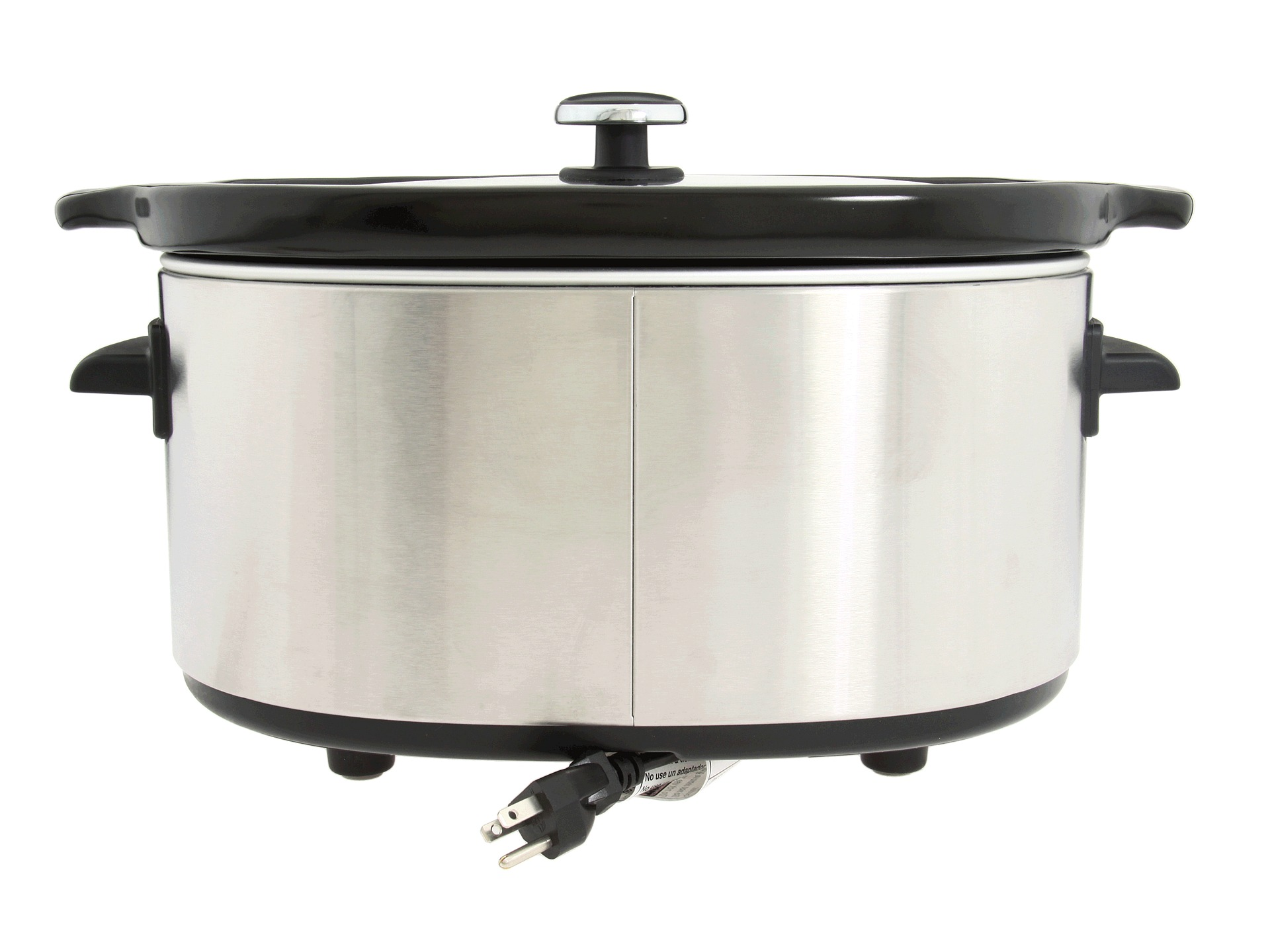 kitchen aid slow cooker paint cabinets without sanding kitchenaid ksc6223 6 quart stainless steel