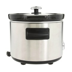 Kitchen Aid Slow Cooker Herb Kit Kitchenaid Ksc6223 6 Quart Stainless Steel