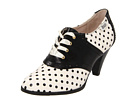 Bass - Lady (Cream/Black Dots) - Footwear