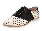 Bass - Matilda (Cream/Black Dots) - Footwear
