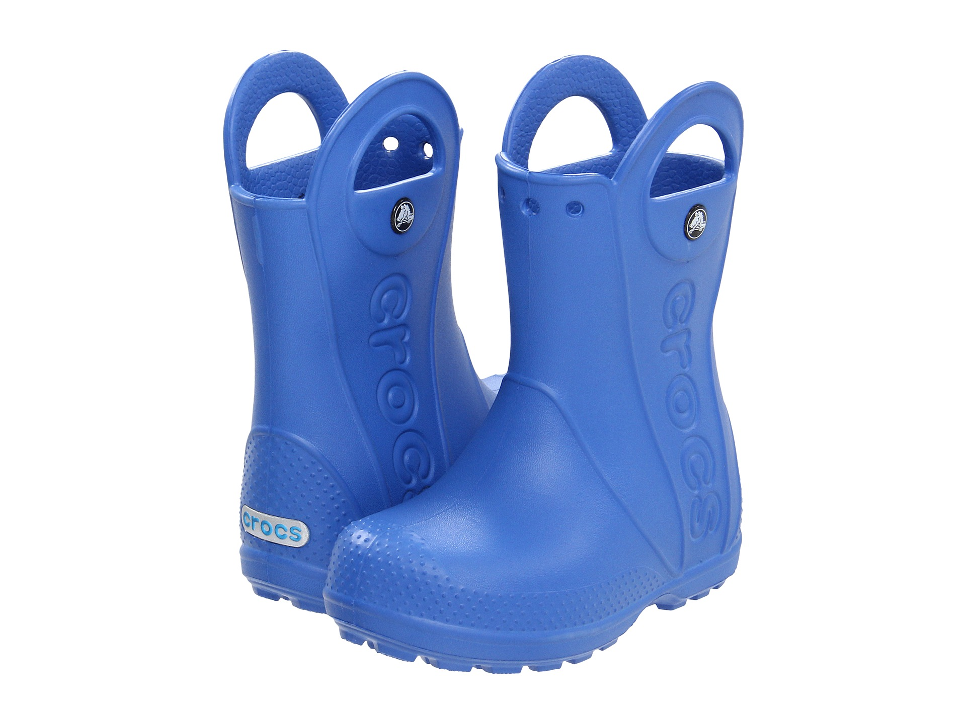 9269d238c1ab7 Head on over to Crocs.com to score the Kids  Handle It Rain Boot for just   14.99 (reg  34.99) when you use promo code HANDLE57 at checkout!