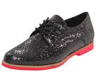 Steve Madden - Jazie (Black Glitter) - Footwear