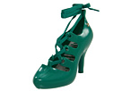 Vivienne Westwood - Anglomania + Melissa Gillie (Green) - Footwear