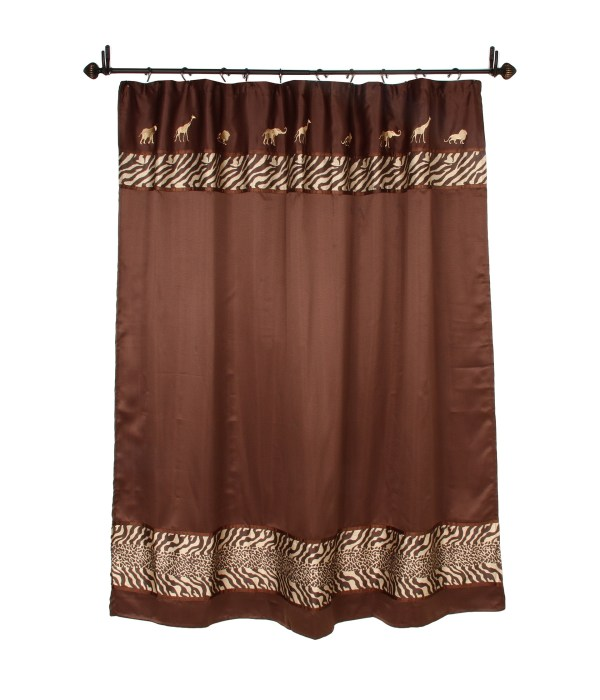 Avanti Animal Parade Shower Curtain