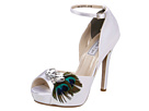Touch Ups - Fantasy (White Satin) - Footwear