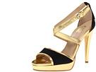 LOVE Moschino - JA1603BC0X JE1 00A (Black/Gold) - Footwear