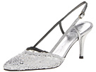 Stuart Weitzman Bridal & Evening Collection - Lady (Pewter Swiss Lace) - Footwear