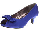 Bouquets - Raleigh (Cobalt Satin) - Footwear