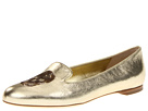 Alexander McQueen - Scarpa Pelle - Smooth (Gold) - Footwear
