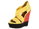 Jessica Simpson - Tamica (Yellow Cream Tamica) - Footwear